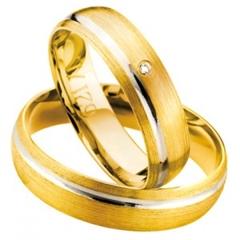 Obrazek Obrączki ślubne Promise Model A-621/L